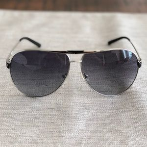 DIESEL Aviator Style Unisex Sunglasses